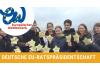 Juniorbotschafter für das Europäische Parlament der Goethe-Schule Flensburg