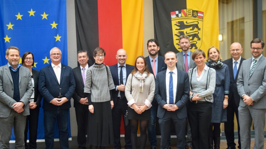 28. Sitzung des Lenkungsausschusses für den Europäischen Wettbewerb in Brüssel